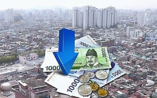 Korea's income disparity widens in 2016