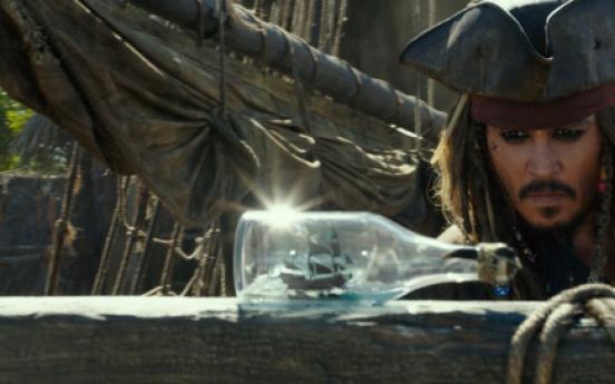[Movie Review] Latest 'Pirates' movie follows the formula