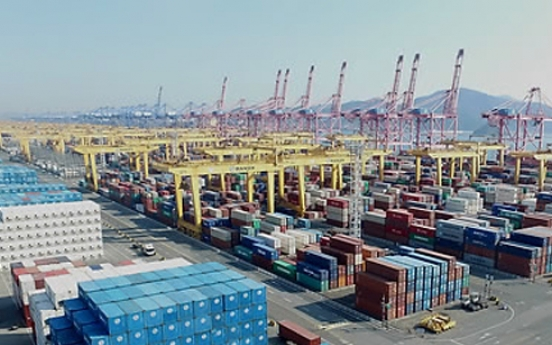 Korea's terms of trade worsen in April