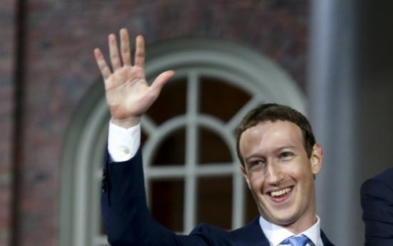 [Newsmaker] Moon expresses wish to meet Zuckerberg