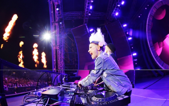 [Herald Review] Fans beat early summer heat with music at Dream Station festival