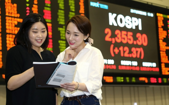 Q2 optimism, bullish IT lift Kospi outlook