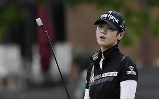 Hot-shot Korean rookie posts best finish of LPGA season
