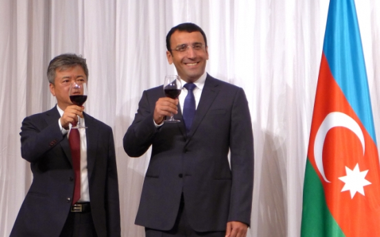 Azerbaijan, Korea mark thriving ties at silver jubilee