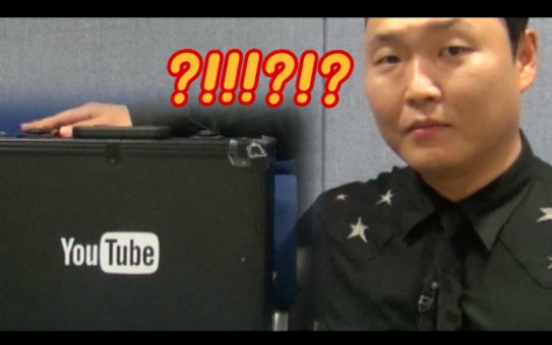 Psy becomes first Asian artist to reach 10m subscribers on YouTube