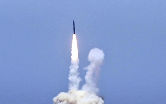 US successfully shoots down incoming missile in first ICBM intercept test