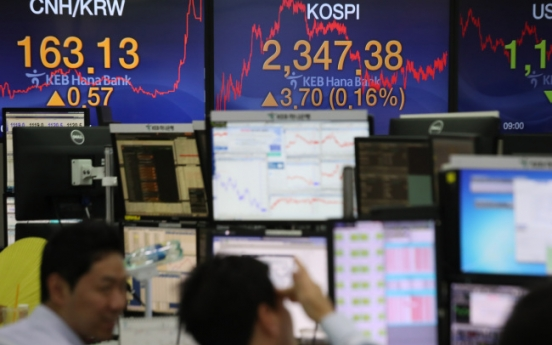 Kosdaq logs record highs for 2 straight days