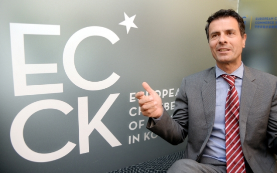 [Herald Interview] ECCK chairman calls for deregulation