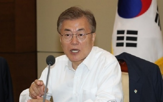 Moon takes action for income-led growth in Korean economy