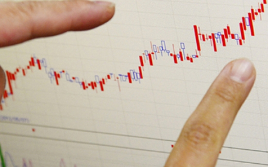 Korean shares nearly flat in late morning trade
