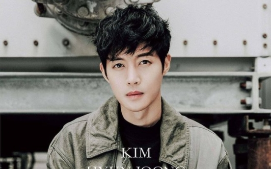 Kim Hyun-joong storms Japan's daily Oricon chart with 're:wind'