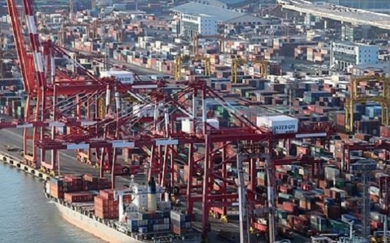 Korea's trade surplus with US drops for 13th straight month