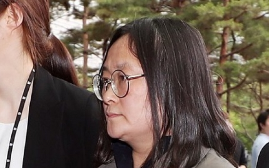Court issues arrest warrant for daughter of Sewol ferry owner