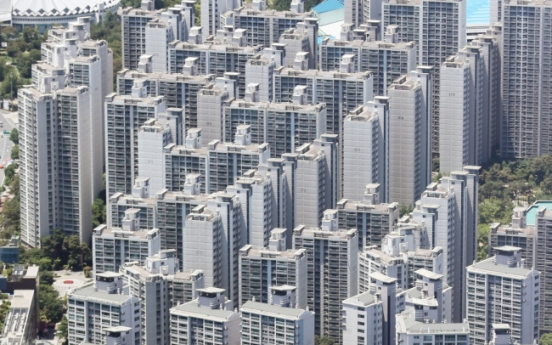 Gap in housing prices widens among Korean cities