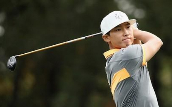 Kim Meen-whee finishes career-best 2nd on PGA Tour