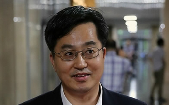 Korea's finance minister to meet his Indian counterpart