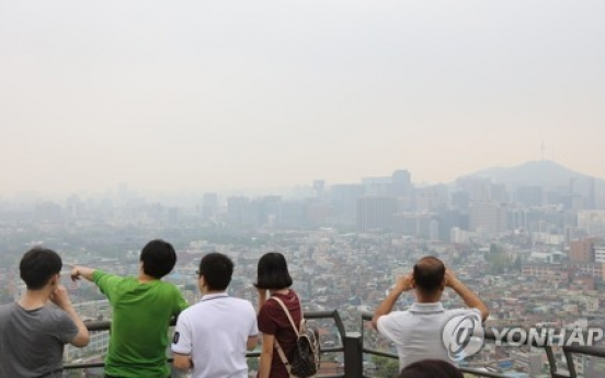 Air pollution causes 14,000 additional deaths a year in Korea: report