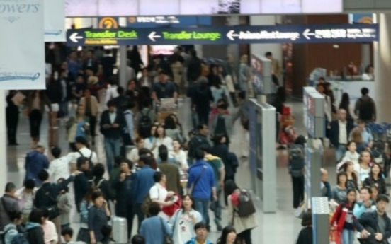 Majority of outbound Korean travelers opt for foreign, budget carriers