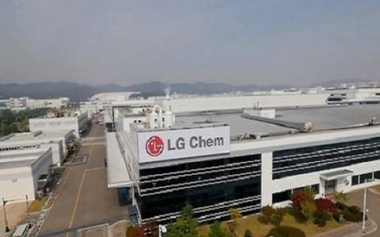 LG Chem denies news report of VW battery deal