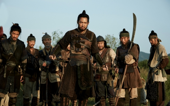 'Warriors of the Dawn' to open in North America