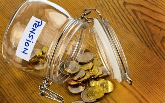 Pension subscriber numbers to peak next year