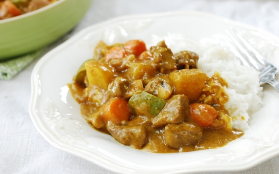 [Home Cooking] Curry Rice