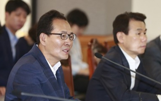 Korea to take appropriate market stabilizing measures