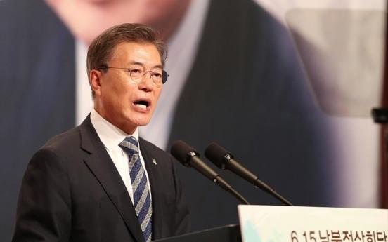Moon says talks possible if North Korea halts tests