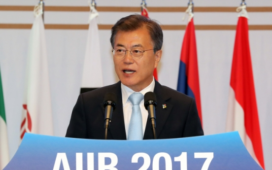 AIIB highlights urgency for sustainable infrastructure