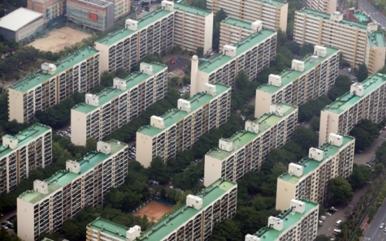 Apartment prices grow 3 times faster than household income