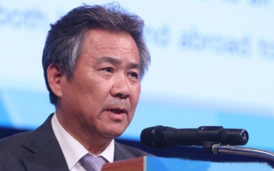 Korean Olympic chief to run for IOC seat