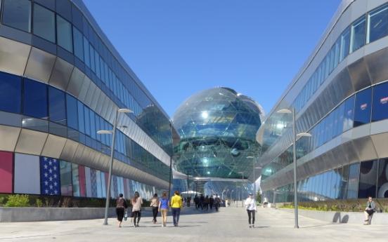 Astana Expo harbinger of future energy politics