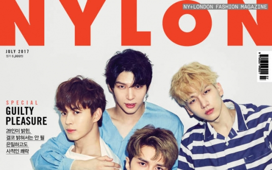 (Photo) VIXX shines on cover of Nylon