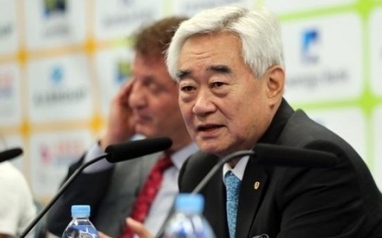 World taekwondo chief hopeful of further exchanges with N. Korea