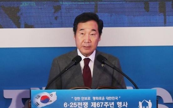 PM Lee urges N. Korea to free detainees