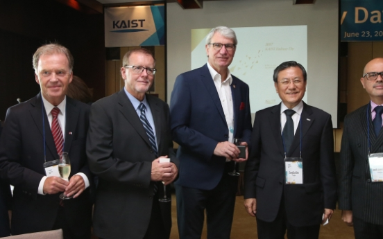 KAIST unveils global vision on Embassy Day