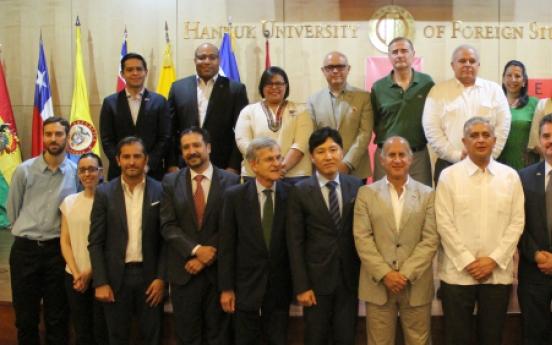 Embassies endorse Spanish education