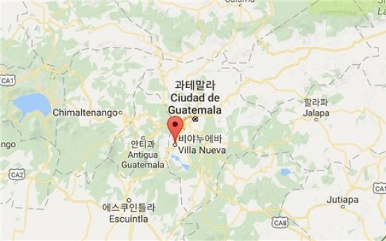 Korean man shot to death, another seriously injured by armed robbers in Guatemala