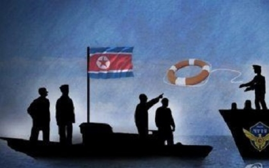 S. Korea seeks to send 8 rescued NK sailors back home this week
