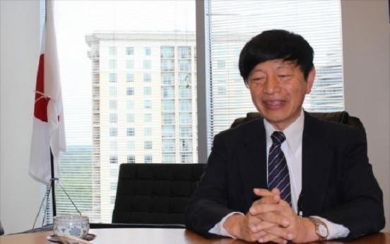 Japan diplomat's 'paid prostitutes' claim draws ire