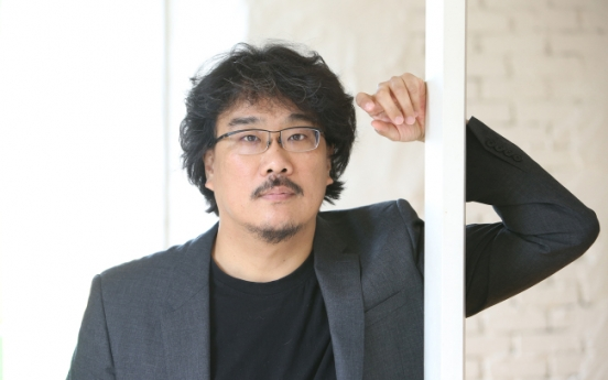 [Herald Interview] Bong Joon-ho on 'Okja' and the omnivore's dilemma