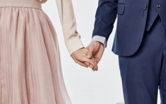 Koreans' average marriage age rises: report