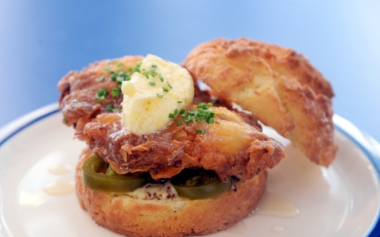 Buttermilk Biscuit Co. brings Southern-style eats to Seoul