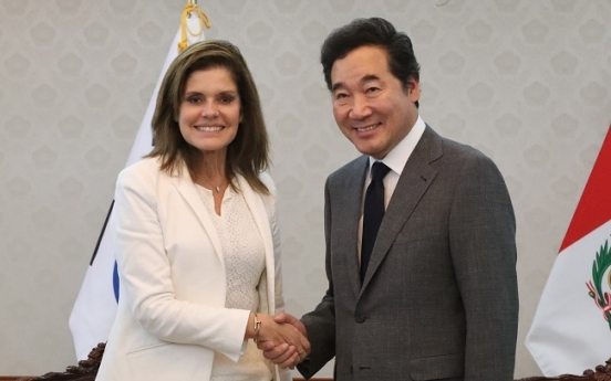 PM voices hopes for deeper ties with Peru
