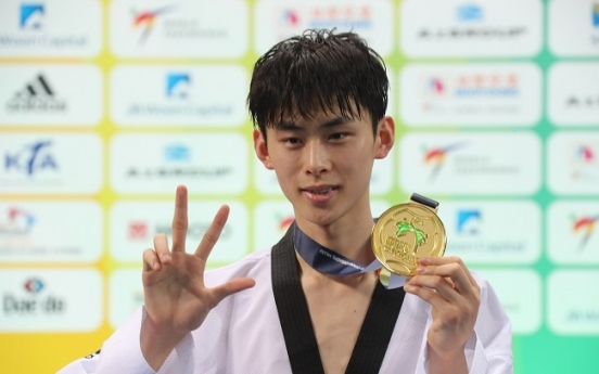 Taekwondo world championships end with host Korea at top