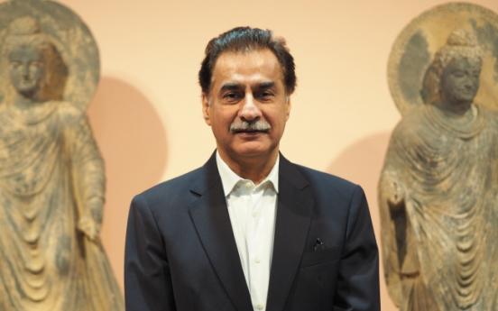 'Pakistan, Korea longtime brethren of Eurasia'