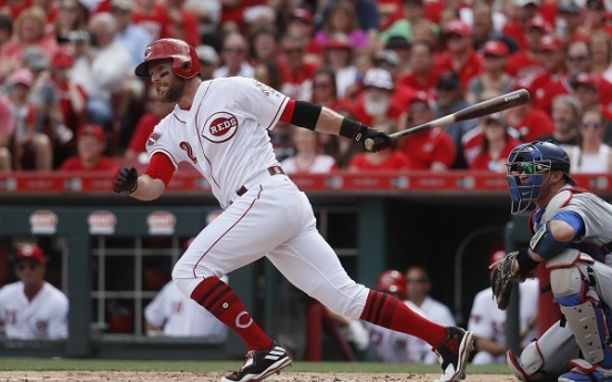 Cozart earns first All-Star Game selection -- and donkey