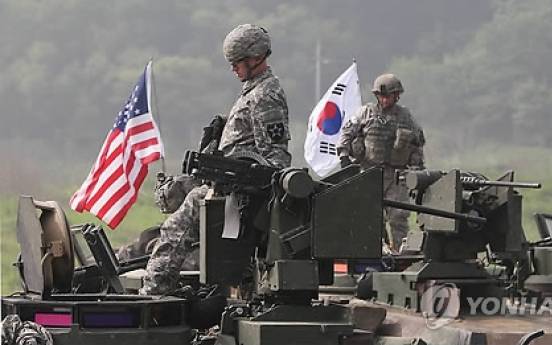 Korea, US hold missile drills as NK claims key ICBM technology