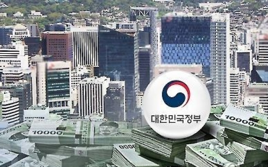 Korea's national debt exceeds W950t