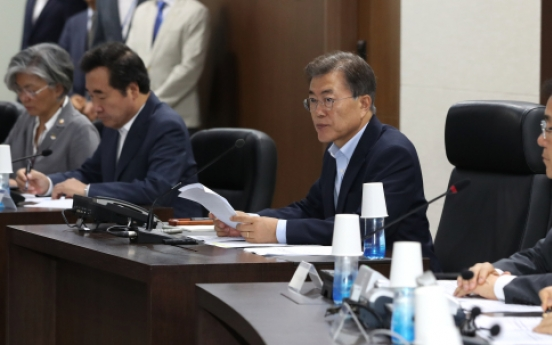 Missile test deals blow to Moon's NK initiative